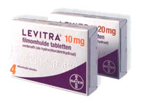 Levitra Packungen